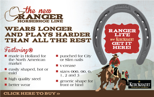 The NEW Ranger Horseshoe Line by Kerckhaert - Coming Soon to Spanish Lake!