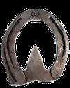Wide Branch, heartbar shoe