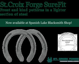 St. Croix SureFit Horseshoe