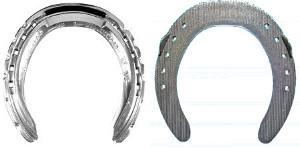 Sidewinder Thoro'Bred horseshoe